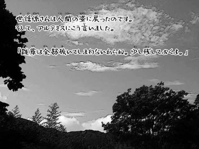 ボルゾイとお付きの超田舎的物語 25